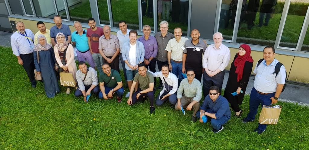 UCAS in cooperation with FIS organized a training mission in Slovenia
