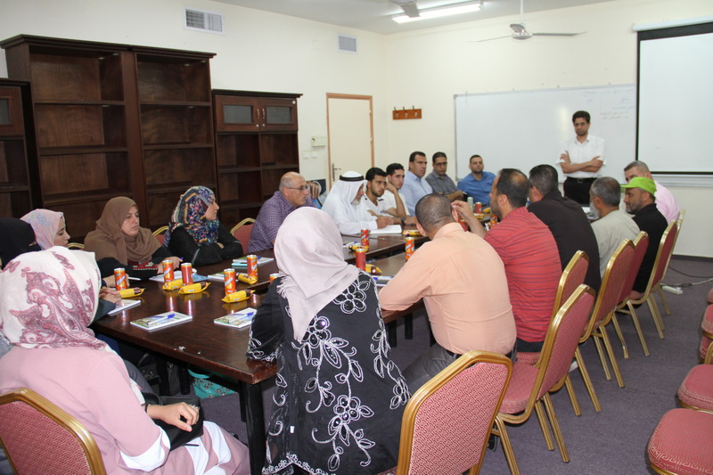 CSC holds workshops to assess the needs of Palestinian society and community