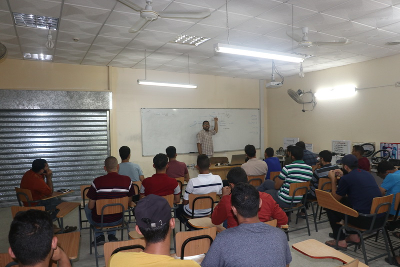 CSC concludes a professional vocational training program in the field of cars air-conditioning systems maintenance