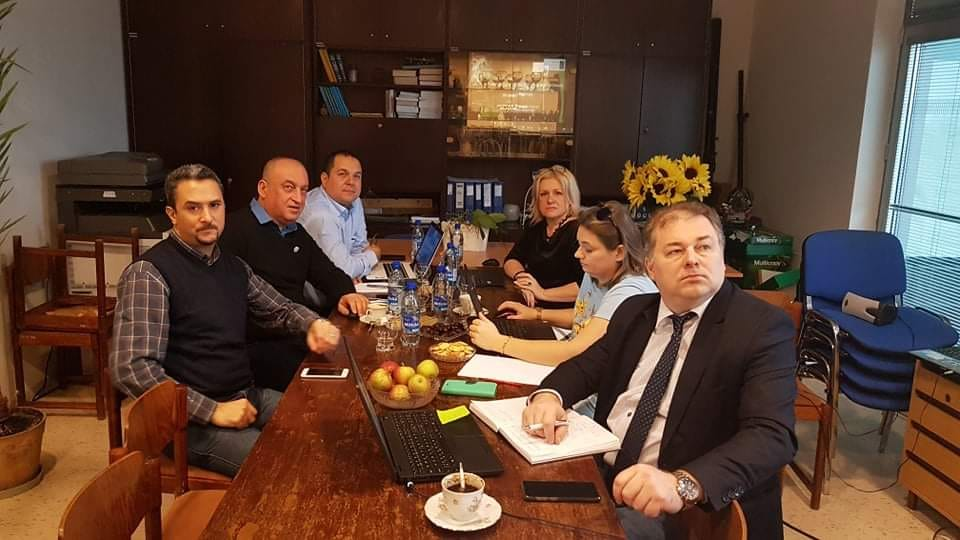 """Kick-off meeting of """"BENEFIT"""" Erasmus+ project was successfully conducted"""